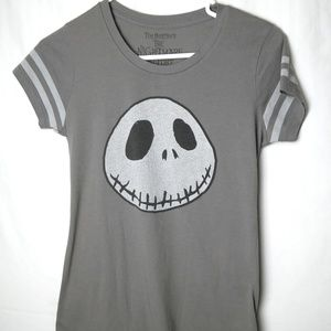 Jack Skellington Halloween Top